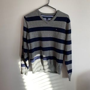 tommy hilfiger knitted sweater